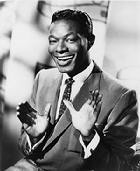 Nathaniel Adams Coles (March 17, 1919 – February 15, 1965), known professionally as Nat King Cole, was an American musician who first came to prominence as a leading jazz pianist. Although an accomplished pianist, he owes most of his popular musical fame to his soft baritone voice, which he used to perform in big band and jazz genres. He was one of the first black Americans to host a television variety show, and has maintained worldwide popularity since his untimely death; he is widely considered one of the most important musical personalities in United States history.