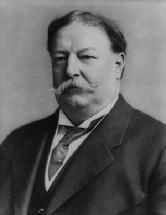 "William Howard Taft was born on September 15, 1857 in Cincinnati, Ohio, the son of a distinguished judge. He was graduated from Yale and returned to Cincinnati to study and practice law. He rose in politics through judiciary appointments earned through his own competence and availability. Brother Taft was made a ""Mason at Sight"" within the Body of Kilwinning Lodge No. 356 located in Cincinnati, Ohio on February 18, 1909. Taft's father and two brothers were also members of this Lodge. After the ceremony, Brother and President Taft addressed the Brethren, saying, ""I am glad to be here, and to be a Mason. It does me good to feel the thrill that comes from recognizing on all hands the Fatherhood of God and the Brotherhood of Man."" Taft was a distinguished jurist and an effective administrator but a poor politician. Large, jovial, and conscientious, Taft was inaugurated as President in 1909, and spent four uncomfortable years in the White House caught in the intense battles between the political factions of Washington. Taft's term ended in 1913 and, free of the Presidency, served as Professor of Law at Yale until Brother and President Warren G. Harding made him Chief Justice of the United States Supreme Court, a position he held until just before his death on March 8, 1930 in Washington, D.C."
