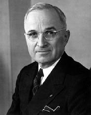 "Harry S. Truman was born in Lamar, Missouri, in 1884. He grew up in Independence, and for 12 years prospered as a Missouri farmer. He went to France during World War I as a captain in the Field Artillery. Returning, he married Elizabeth Virginia Wallace, and opened a haberdashery in Kansas City. A very active Freemason, Truman received his Masonic degrees in Belton Lodge No. 450 in Grandview, Missouri in 1909. In 1911, Truman and several other Masons organized Grandview Lodge No. 618 and Truman served as the first Master of the Lodge. In 1940, Truman was elected Grand Master of the Grand Lodge of Missouri and would serve as such until October 1941. Truman became a U.S Senator in 1934 and was active in monitoring the war effort while in the Senate. Brother Franklin D. Roosevelt chose Truman to be his Vice-Presidential candidate in the 1944 elections, which Roosevelt won. During his few weeks as Vice President, Truman scarcely saw President Roosevelt, and received no briefing on the development of the atomic bomb or the unfolding difficulties with Soviet Russia. Suddenly these and a host of other wartime problems became Truman's to solve when, on April 12, 1945, he became President upon the death of Roosevelt. He told reporters, ""I felt like the moon, the stars, and all the planets had fallen on me."" As President, Truman made some of the most crucial decisions in history. Soon after V-E Day, the war against Japan had reached its final stage. An urgent plea to Japan to surrender was rejected. Truman, after consultations with his advisers, ordered atomic bombs dropped on cities devoted to war work. Two were Hiroshima and Nagasaki. The Japanese surrender quickly followed in 1945. In 1948, campaigning against the backdrop of crises in foreign affairs around the globe, Truman won a term as President in his own right. Deciding not to run for a second term, Truman retired from the Presidency in 1953 and returned to Independence, Missouri where he died on December 26, 1972 at the age of 88."