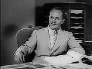 Darryl F. Zanuck was the epitome of a self-made man. He was not an educated man in the classical sense, was not an actor or director, but nevertheless he left an indelible mark on the history of the American movie industry. He was the producer of about 200 films during a 25 year period from 1925 to 1970. He is also the co-founder of one of the major film studios, Twentieth Century Fox, and was creative in both plot development, plot selection, script writing and actor selection.